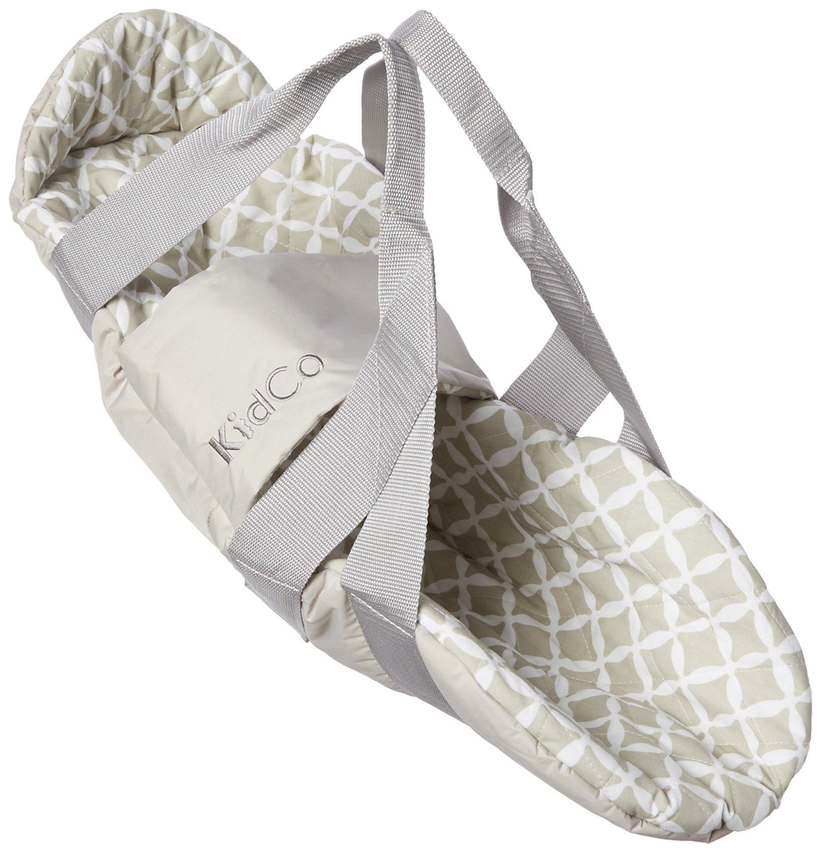 KidCo Swingpod Infant Portable Swaddle Swing, Gray
