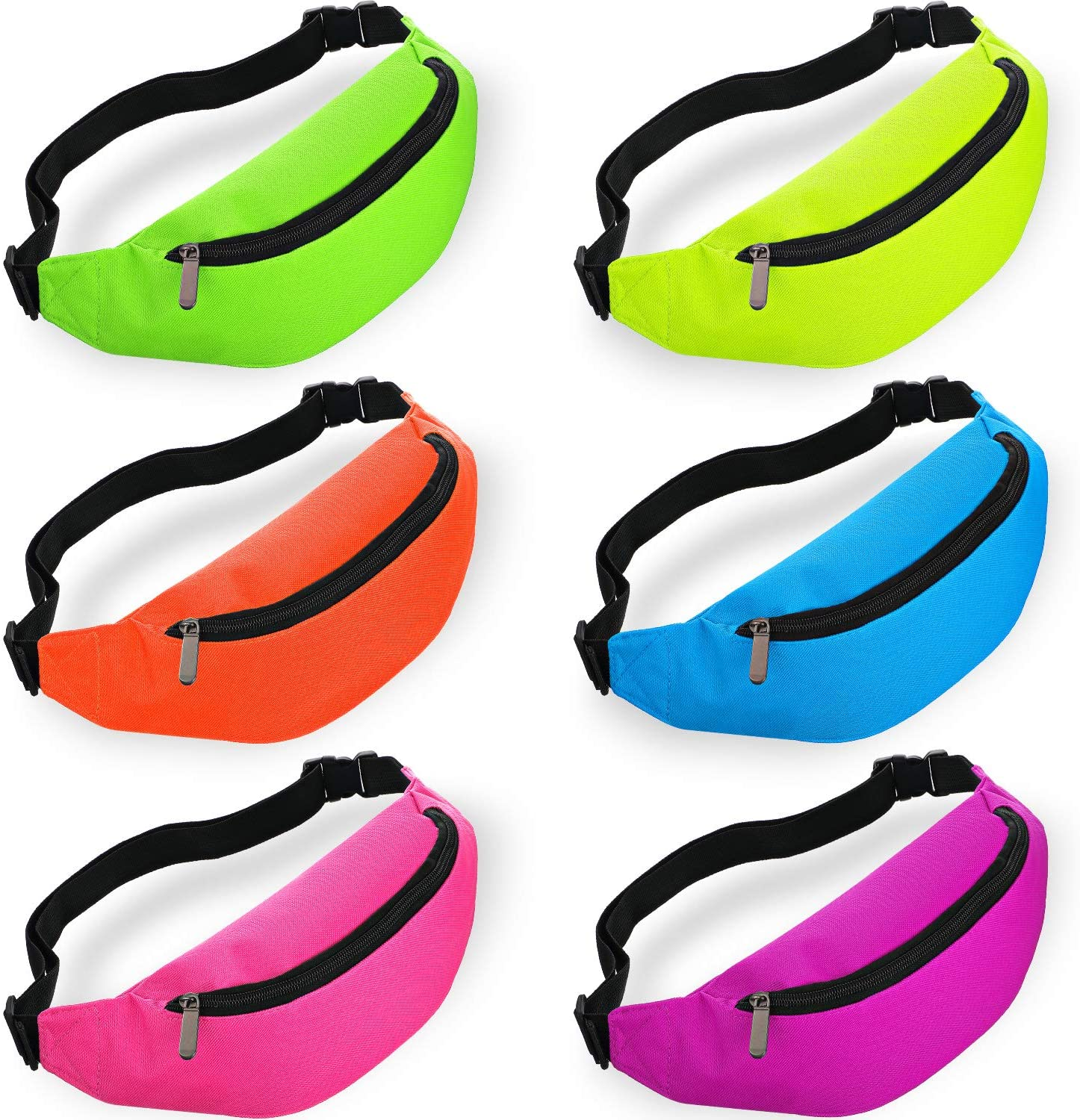 Pai love neon fanny pack neon fanny packs fanny packs personalized gift neon party family birthday birthday gift gift pai gift