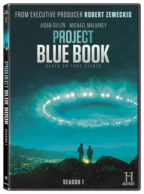 Amazon com: Project Blue Book: Season 1: Aidan Gillen