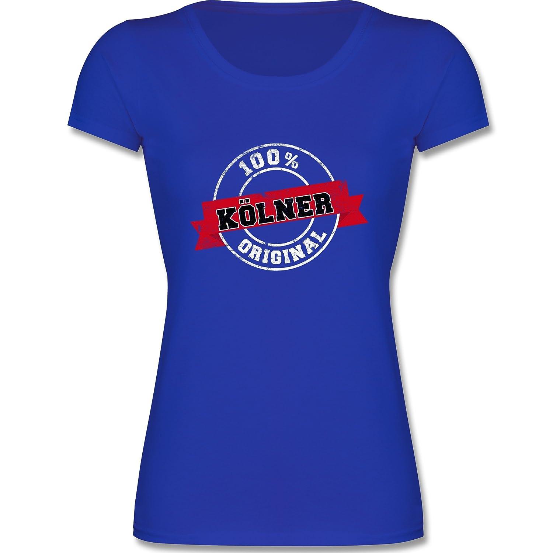 Städte & Länder Kind - Kölner Original - Mädchen T-Shirt: Shirtracer:  Amazon.de: Bekleidung