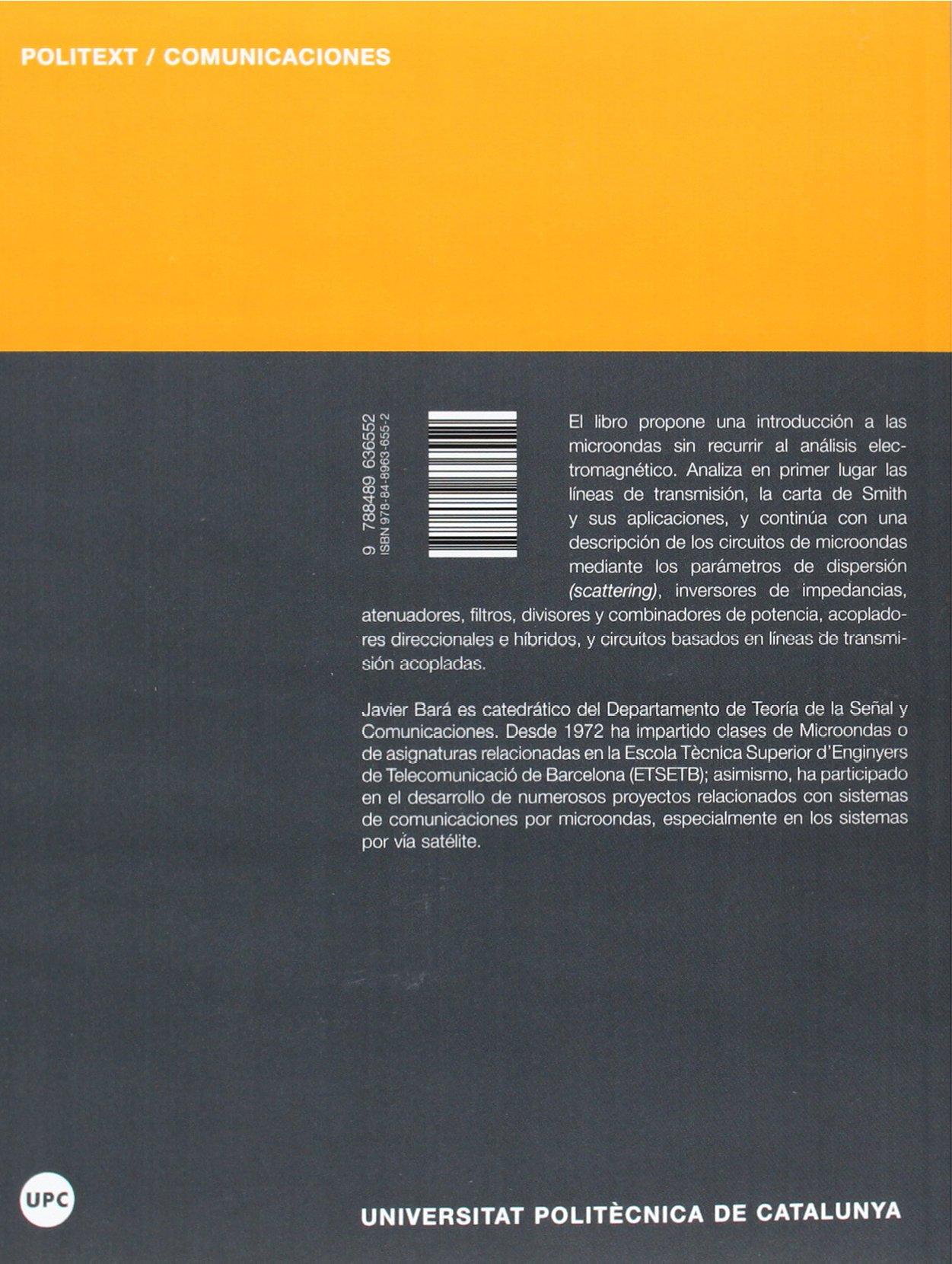 Circuitos de Microondas Con Lineas de Transmisin (Spanish ...