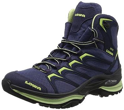 Lowa Damen Innox GTX Mid W Trekking-  Wanderstiefel, Blau (Pflaume Mint 5c9a4fff4c