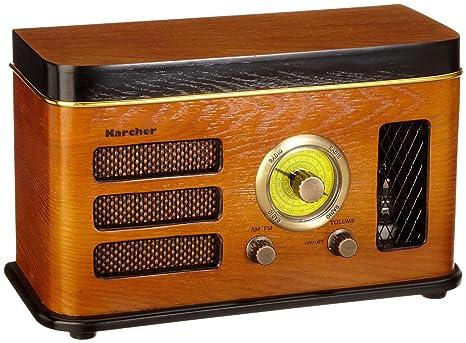 Radio de estilo antiguo [Importado de Alemania]