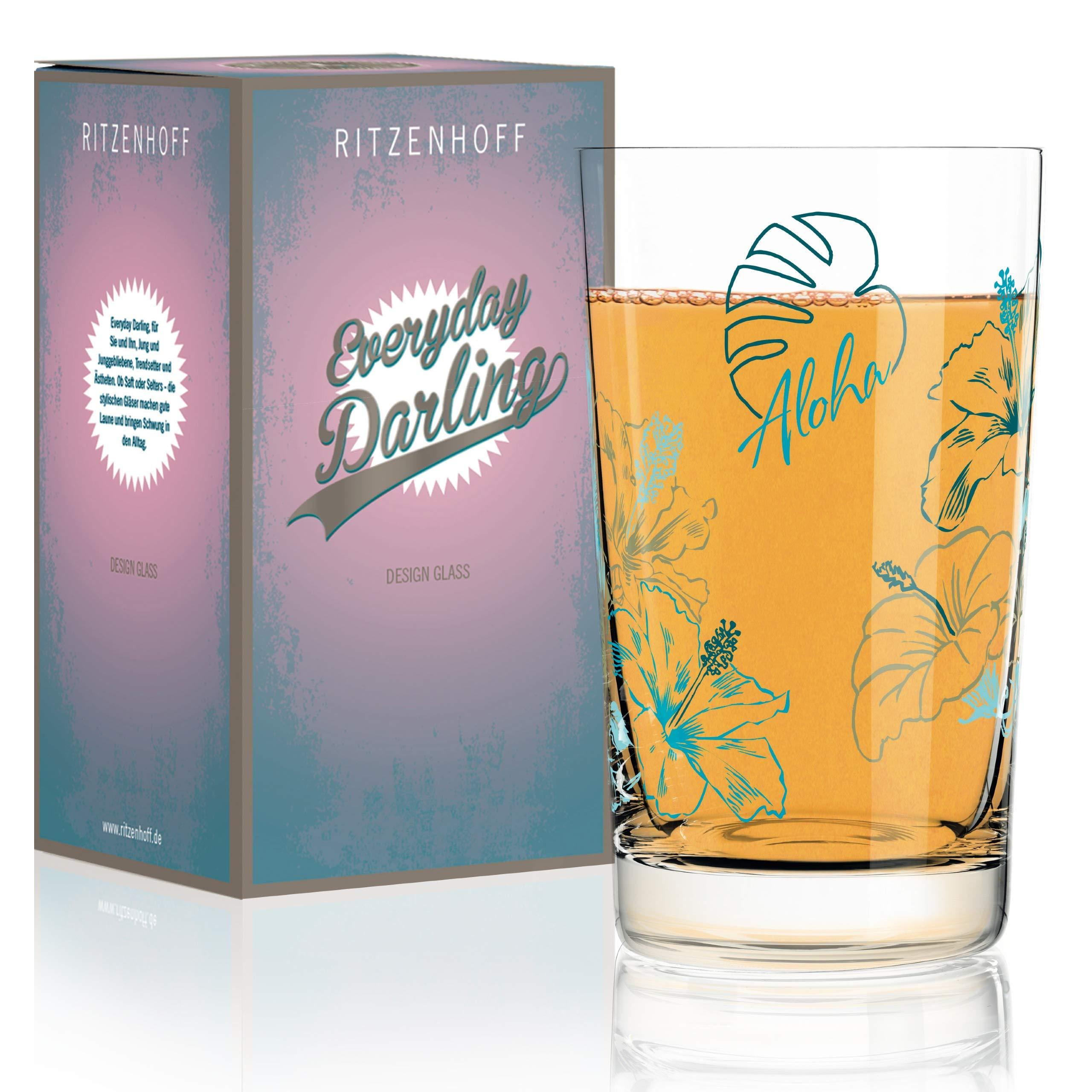 RITZENHOFF Everyday Darling 3270027 Drinking Glass Crystal 300 ml by Ritzenhoff (Image #1)