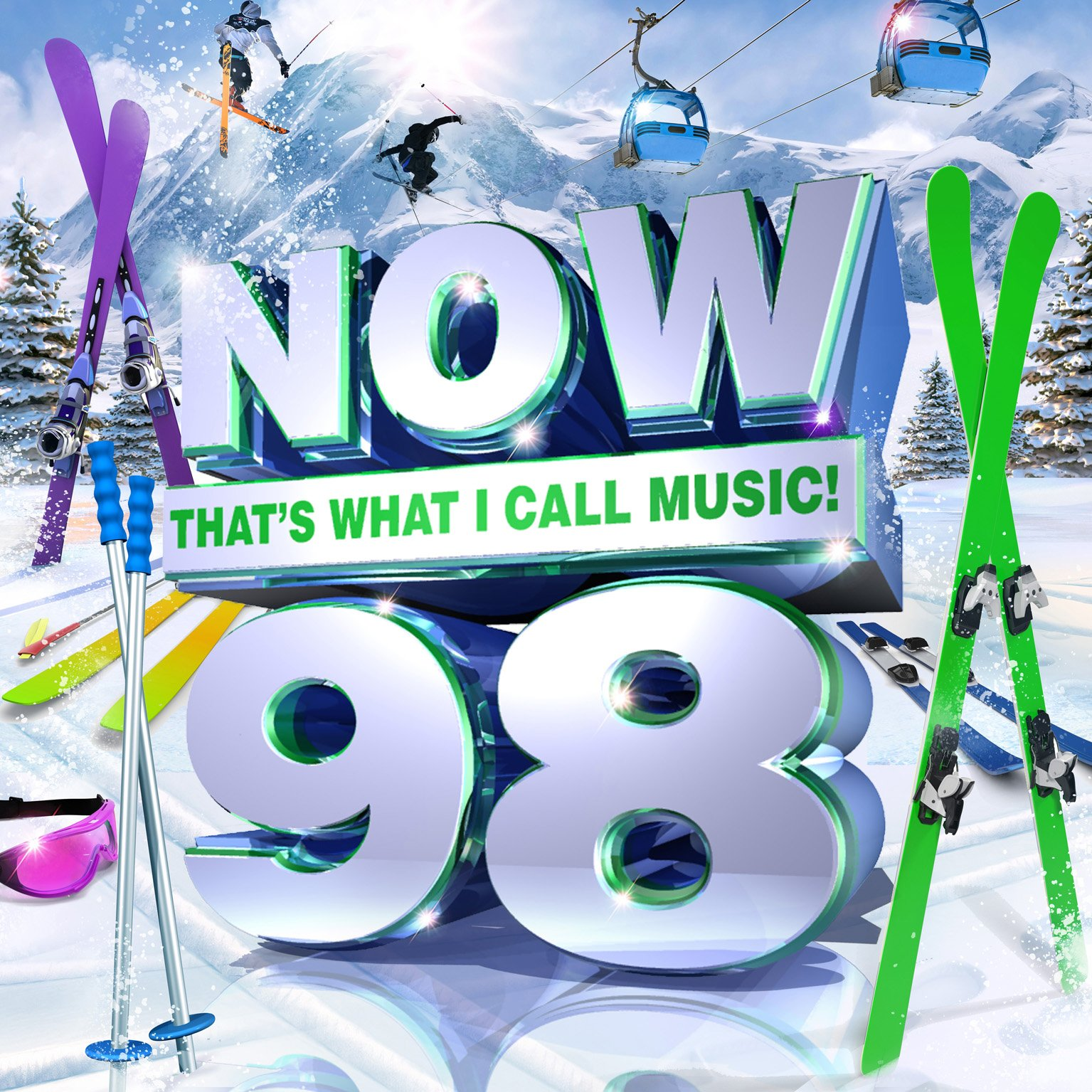 Now! That\'s What I Call Music 98 / Various (United Kingdom - Import)