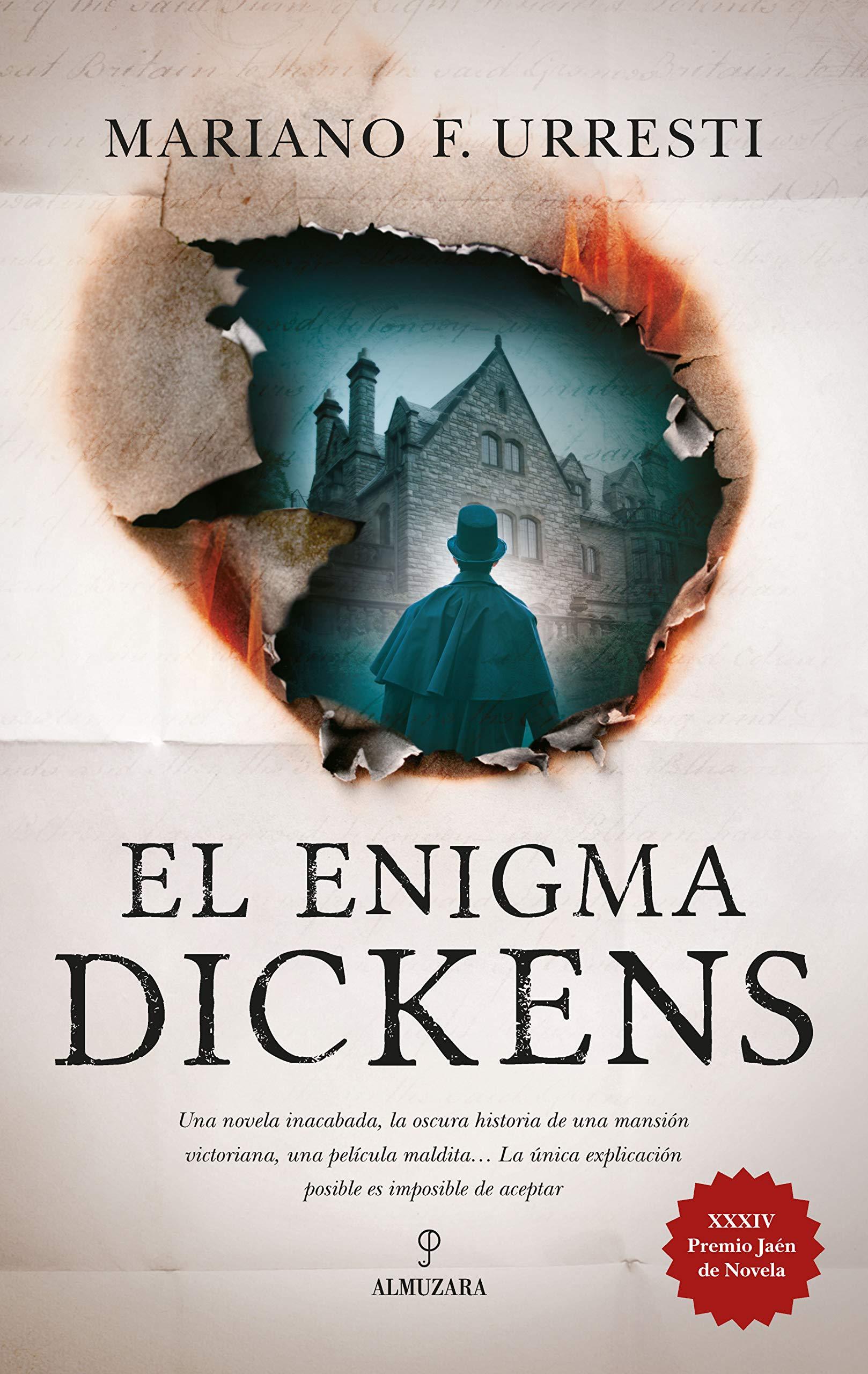 El Enigma Dickens, El (Novela): Amazon.es: Fernández Urresti, Mariano: Libros