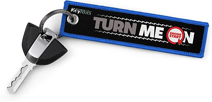 Premium Quality Key Tag for Kawasaki UTV Kawasexy Keychains by KeyTails ATV Motorcycle
