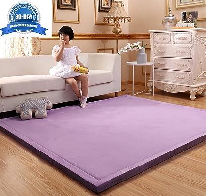 amazon com maxyoyo baby play mat floor mat large rug for living rh amazon com
