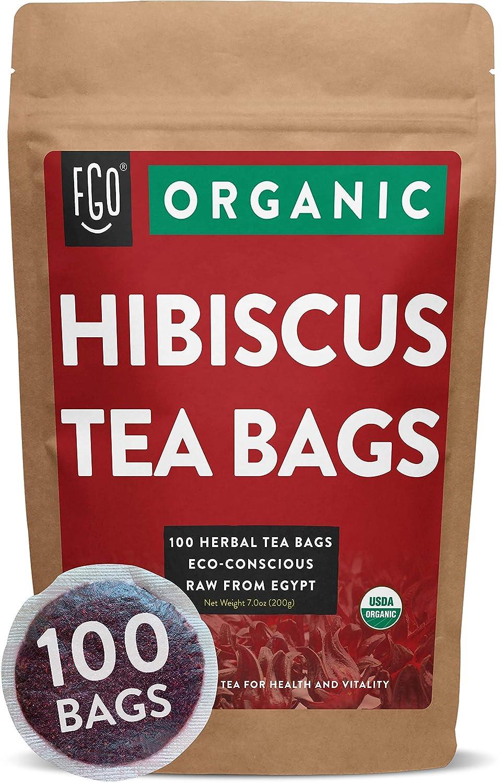 Té de Hibiscus