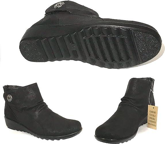 orthopedic boots ladies