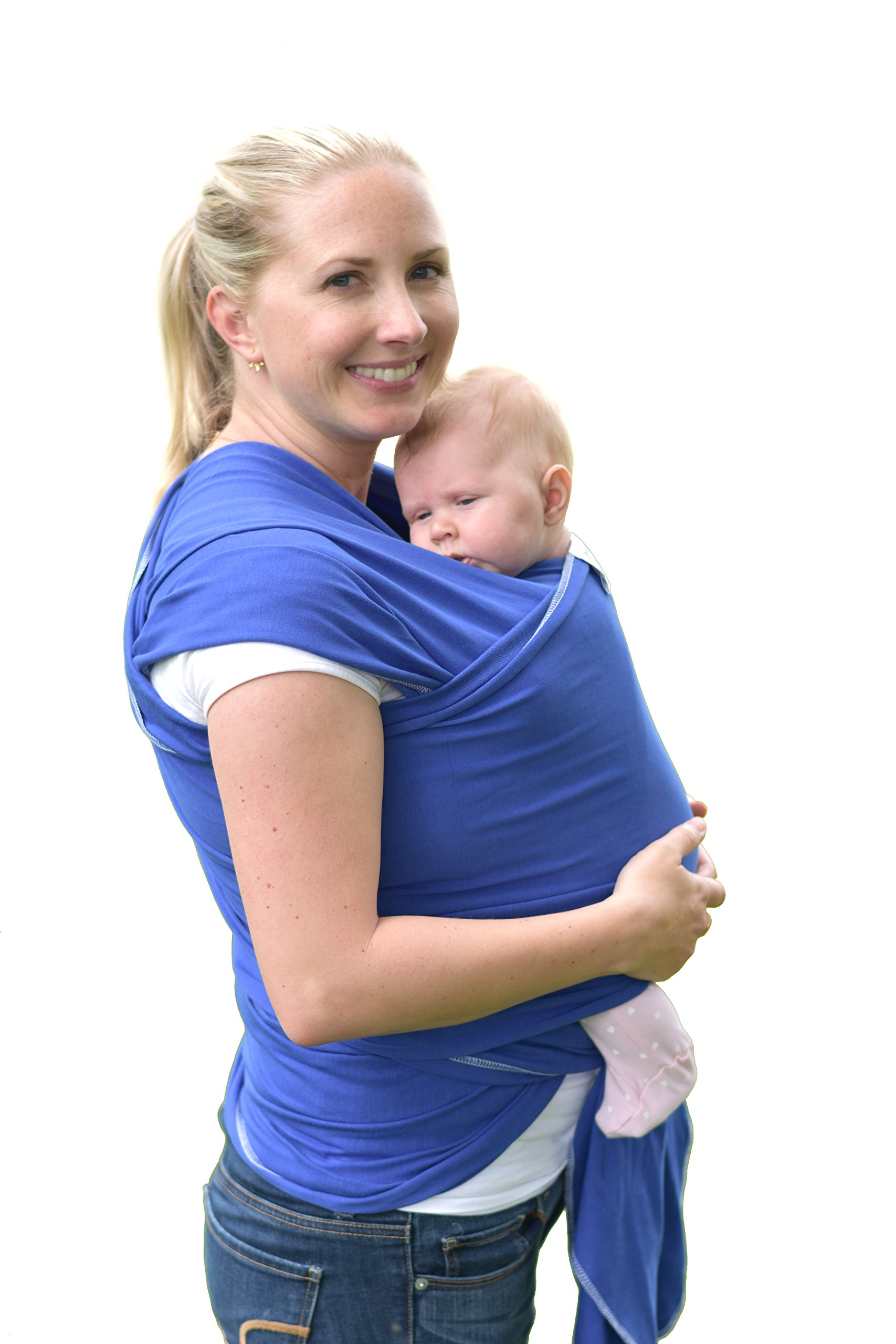 HaulA Baby 4-in-1 - Baby Wrap - Ring Sling -