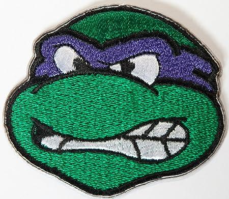 Premier Patches Donatello de Las Tortugas Ninja Bordado Iron ...