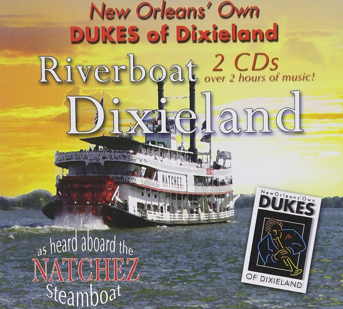 Riverboat Ranking integrated 1st place Dixieland Dedication