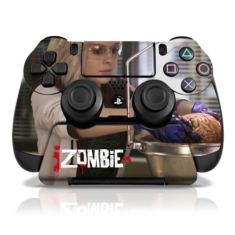 iZombie - Báscula de cerebro para PS4 Dual Shock 4 Skin Set para controlador y soporte - Producto oficial de PlayStation y WB: Amazon.es: Amazon.es