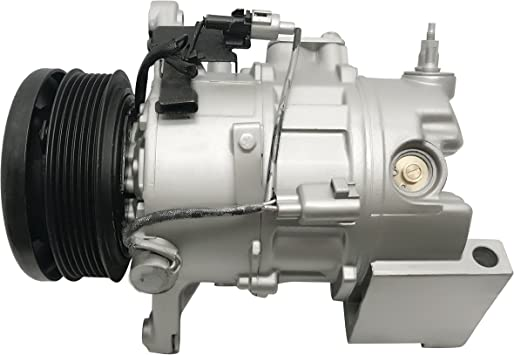 RYC Remanufactured AC Compressor and A//C Clutch GG371 Fits Lexus GS300 IS300