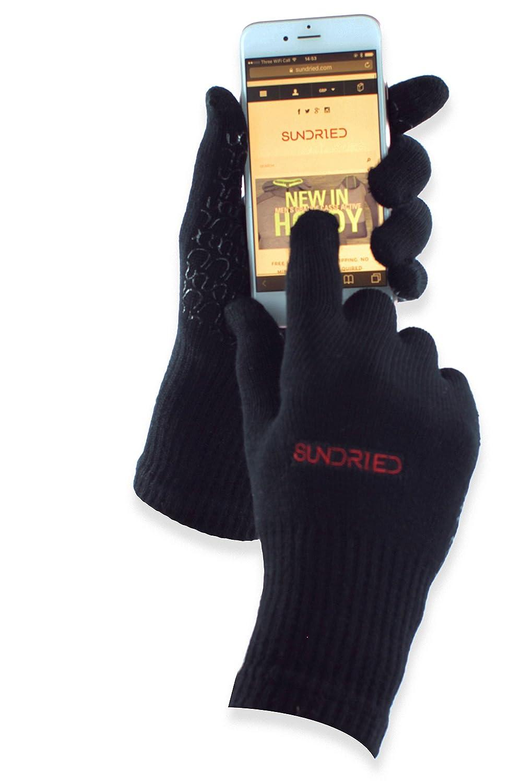 Ciclo del deporte Running guantes del tacto de la tecnología de la
