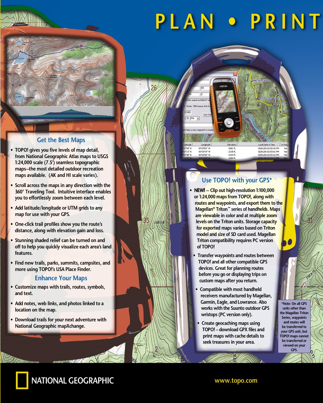 Amazon topo national geographic usgs topographic maps texas national geographic usgs topographic maps texas cell phones accessories biocorpaavc