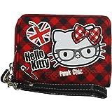 Hello Kitty Vichy Klein Damen Geldtasche Geldbörsen Geldbeutel Portemonnaie