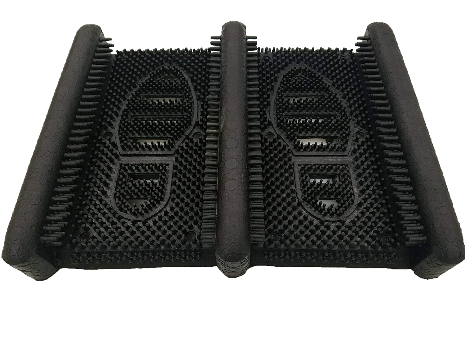 NoTrax 352 Boot Scraper for Home or Office 12X15 Black