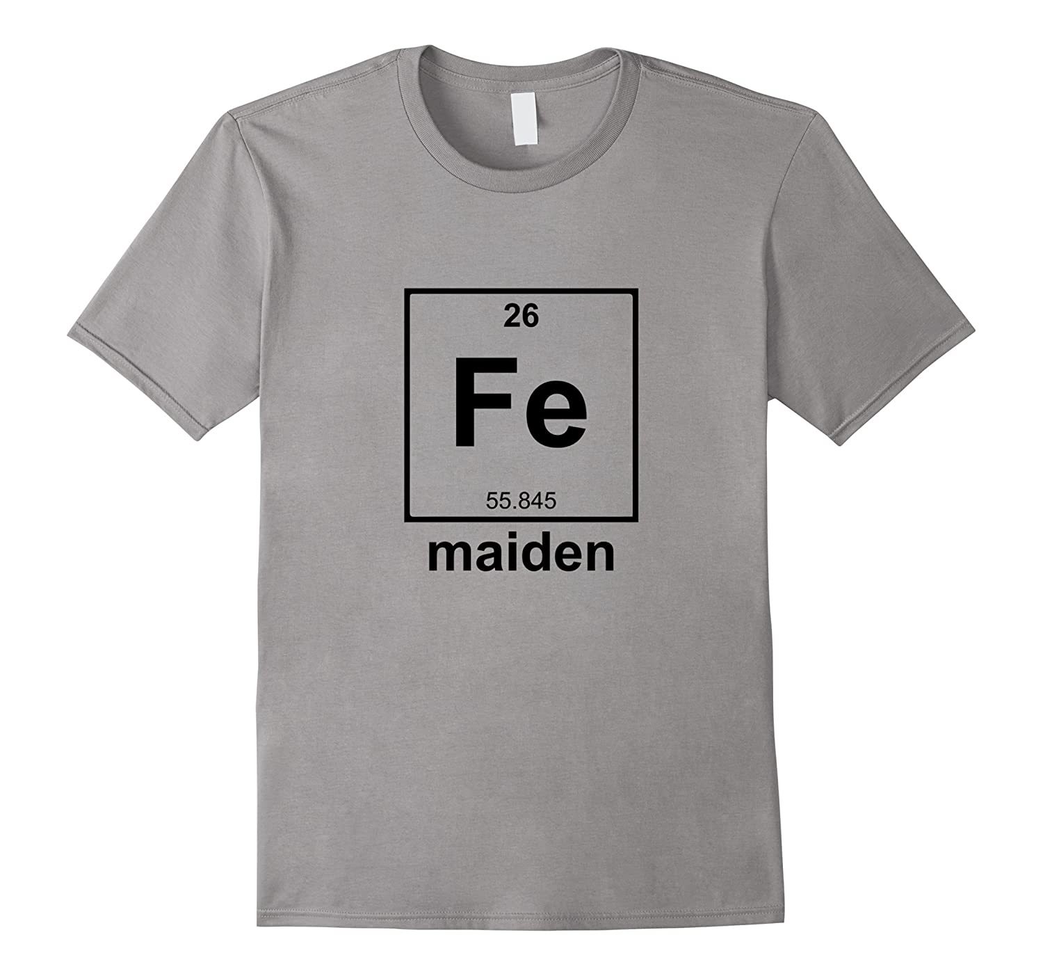 Iron M Periodic Table Element T Shirt 2016 Cl Colamaga