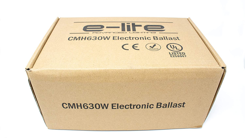 Balasto e-Lite 630 W CMH Regulable RJ11