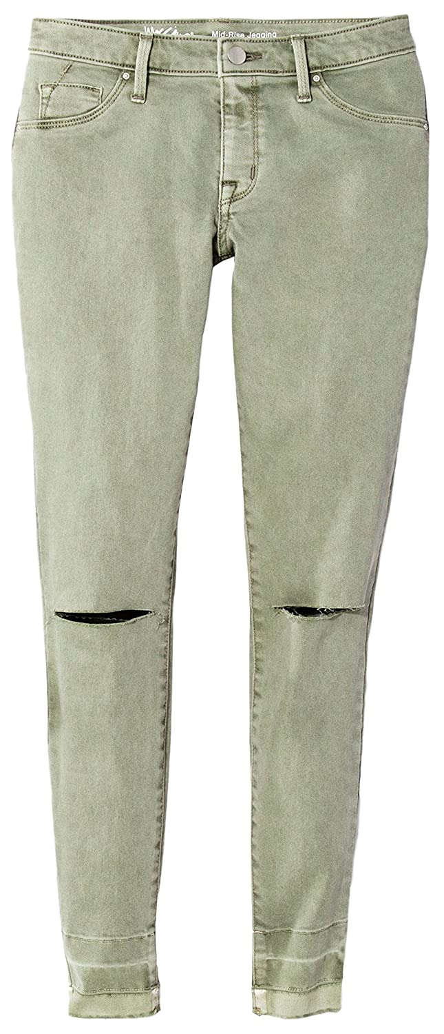 95c23a6630bce Mossimo Women's Mid-Rise Jeggings at Amazon Women's Jeans store