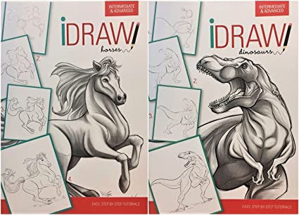 Amazon.com: iDraw Learn To Draw Instructional Step-by-Step Tutorial ...
