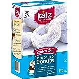 Katz Gluten Free Powdered Donuts | Dairy Free, Nut Free, Soy Free | 10.5 Oz (1 Pack)