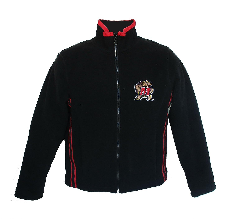 ファッション Maryland Terrapins大人用スモールフルZip B01AMLVO74 NCAA NCAA AUTHENTICフリースジャケット – – Terpsブラック&レッド B01AMLVO74, 住宅設備機器の小松屋:0ed4c2b0 --- a0267596.xsph.ru