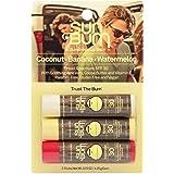 Sun Bum Lip Balm, SPF 30, 0.15 oz. Stick, 1 Count, Broad Spectrum UVA/UVB Protection, Hypoallergenic, Paraben Free…