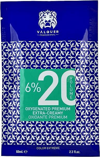 Válquer Oxigenada para Tintes Capilares Premium Ultra-Cremoso ...
