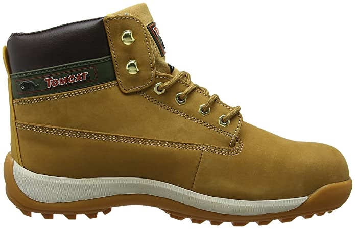Facility Maintenance & Safety Rock Fall Pro Man Orlando Tc35c S3 Honey Nubuck Steel Toe Cap Work Safety Boots Men's Shoes