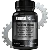 PCT Cycle Support | PCT Estrogen Blocker | Gynecomastia Pills for Men | Post Cycle Therapy | Testosterone Production | Estrogen Control | Detoxification Support | PCT Premium Extreme Edge Supplement