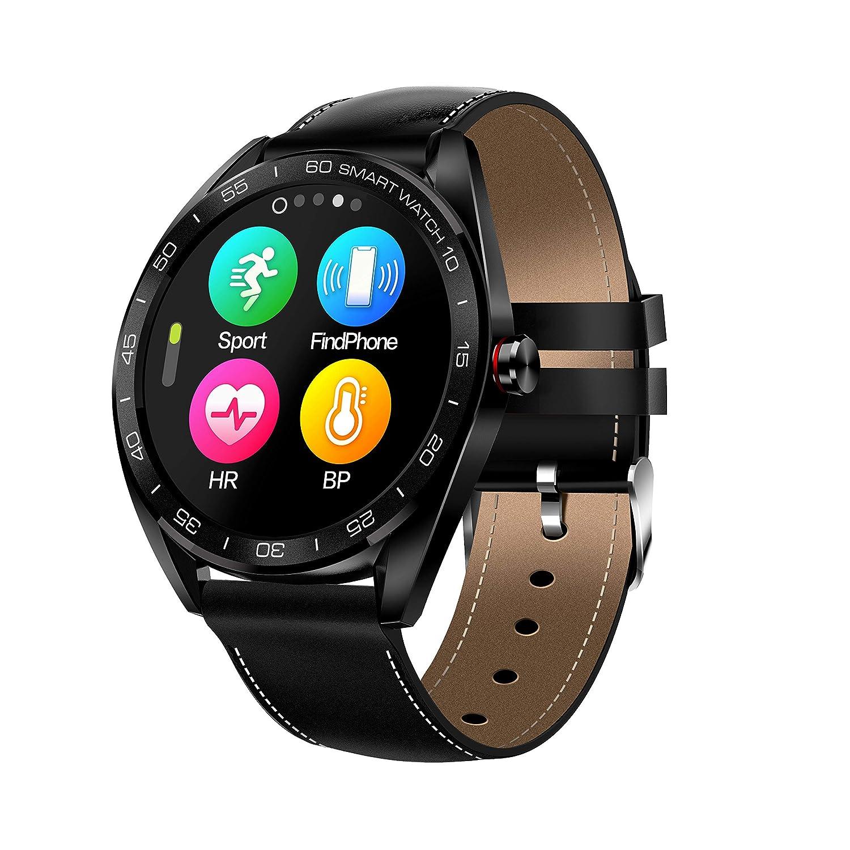 Amazon.com : Lantop Smart Watch IP68 Waterproof Smartwatch ...