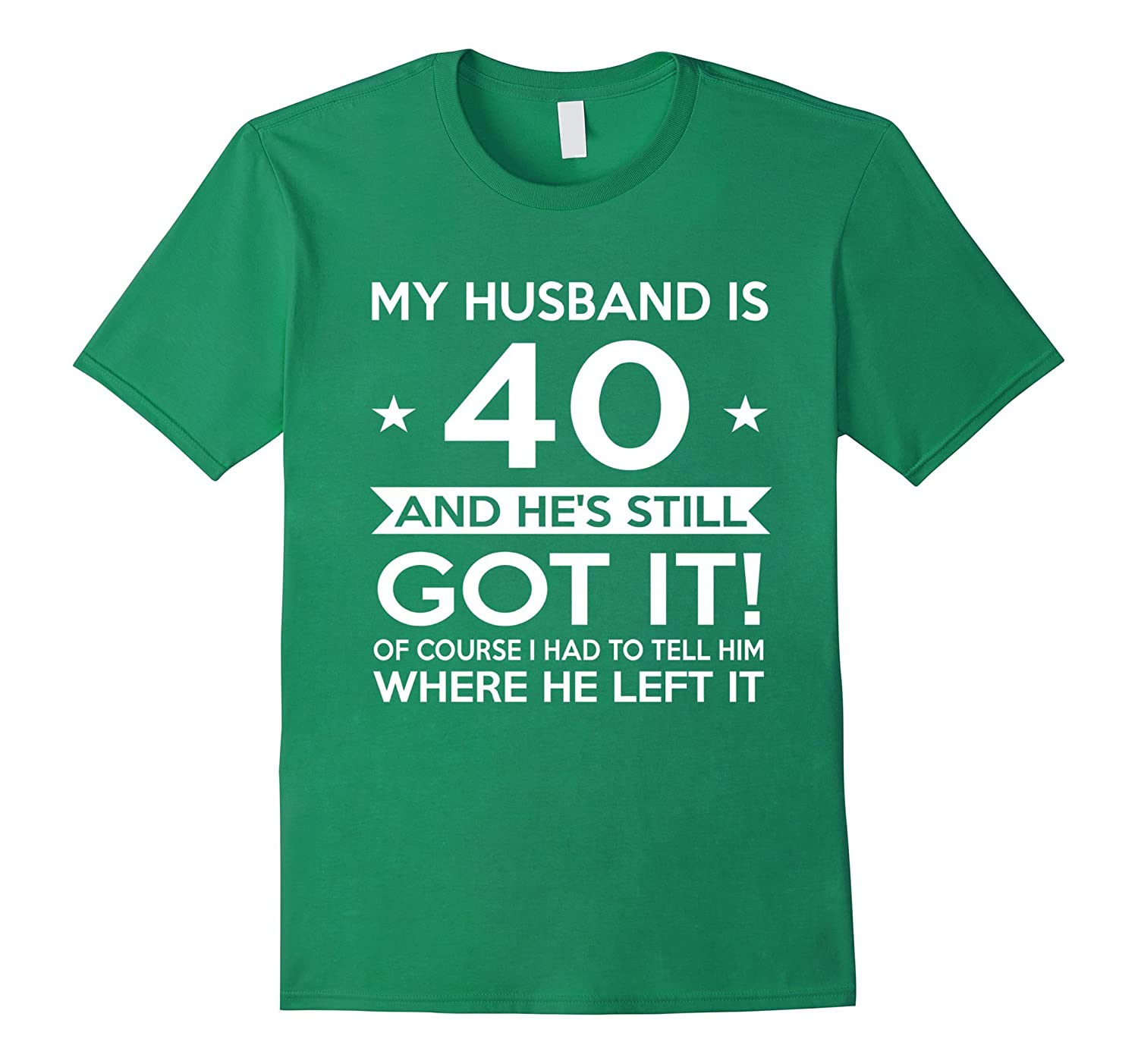 My Husband is 40- 40th Birthday Gift Ideas for him-CL ...