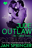 Jude Outlaw: No escape. (Outlaw Lovers Book 1)