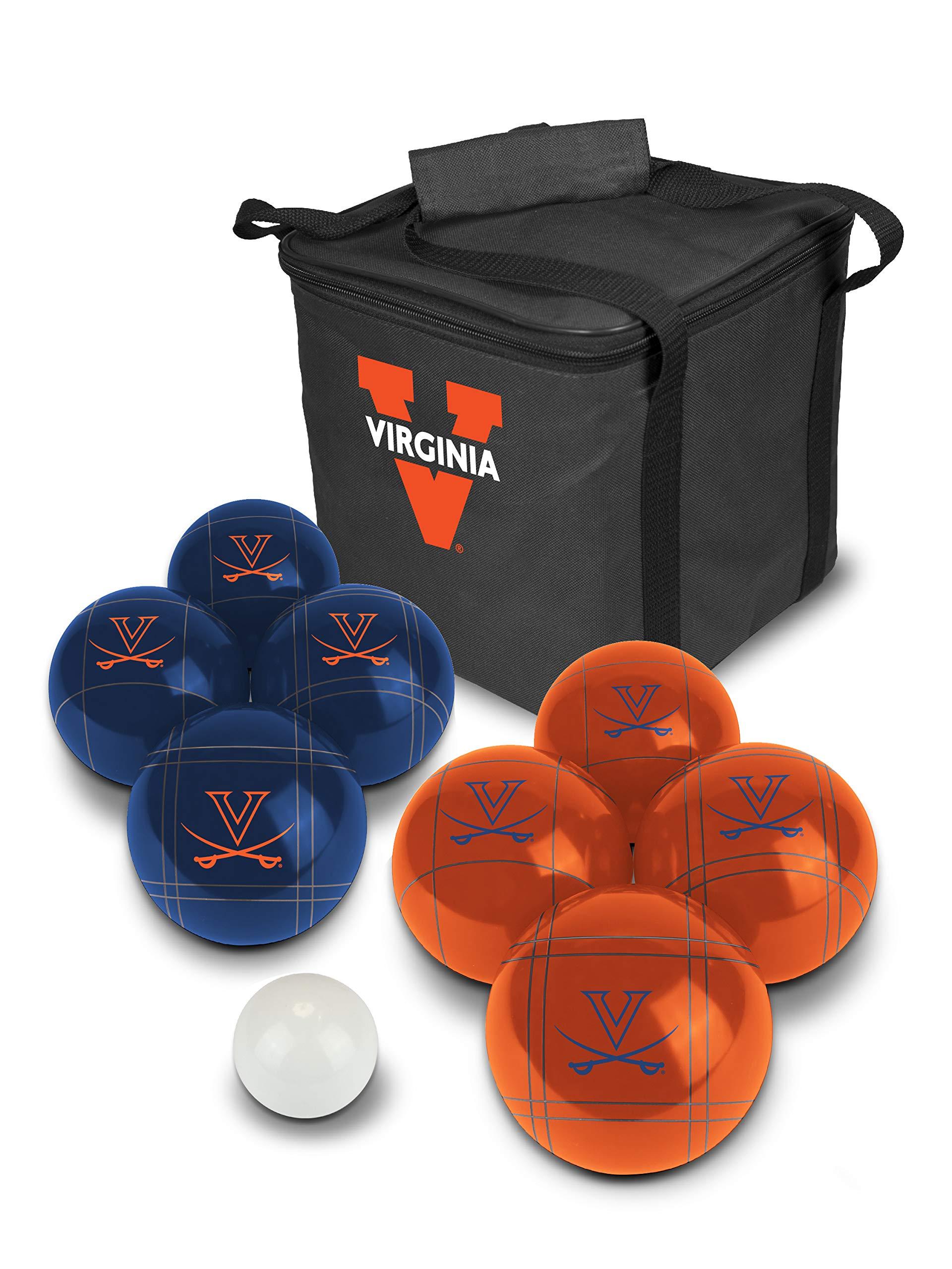 PROLINE NCAA College Virginia Cavaliers Bocce Ball Set by PROLINE