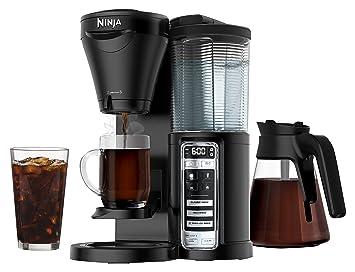 Amazon.com: Ninja cafetera, color negro (cf020 °C): Kitchen ...