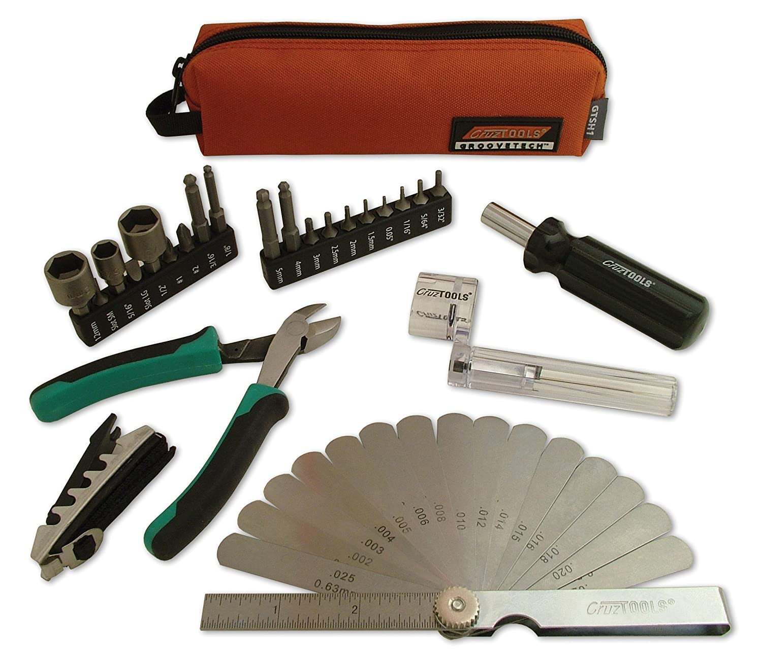 CruzTools GTSH1 Stagehand Compact Tech Kit The Music Link (AXL)