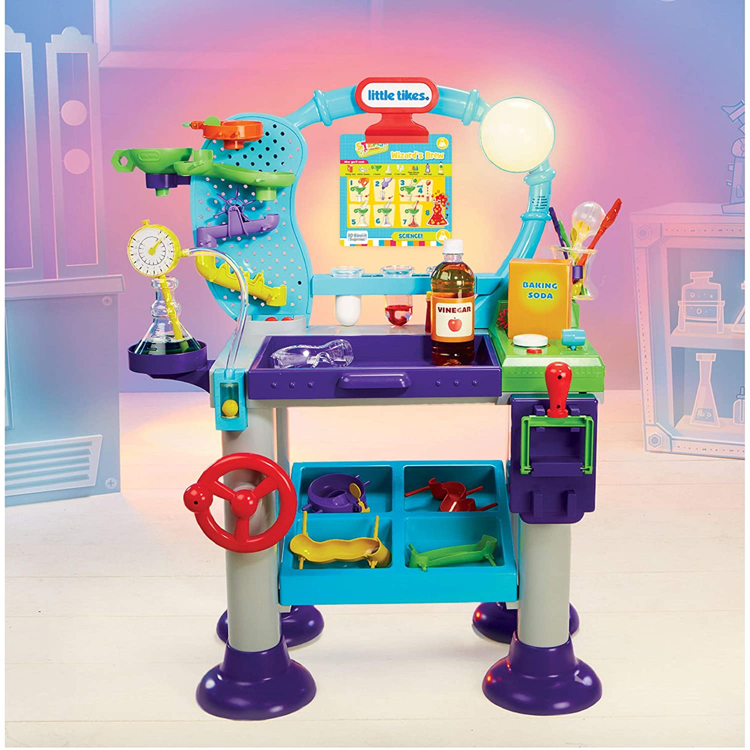 Little Tikes Stem Jr. Wonder Lab