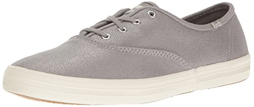 53af7435ad27a Keds Women s Champion Metallic Canvas Sneakers  Amazon.ca  Shoes ...