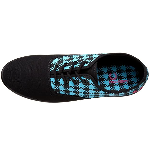 Fred Perry COXSON Houndstooth