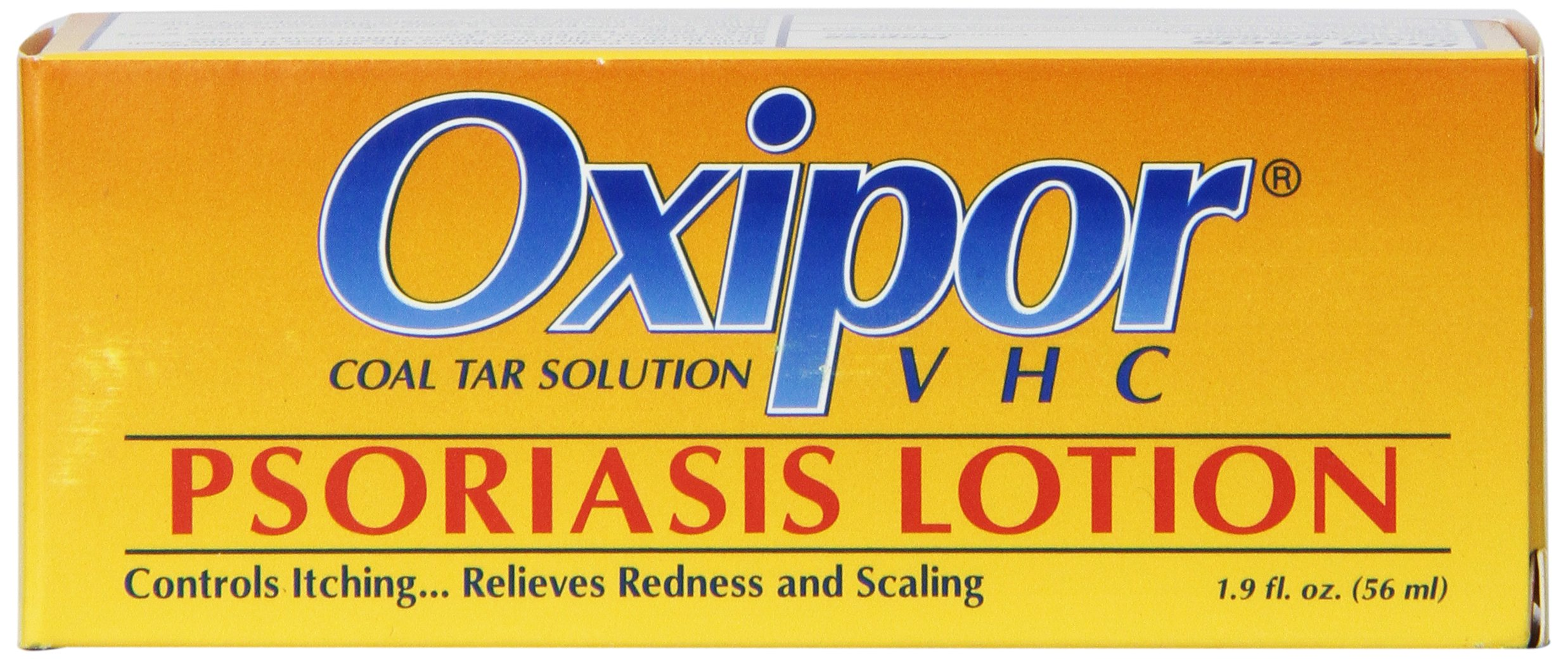 Oxipor VHC Psoriasis Lotion, 1.9 Ounce by Oxipor