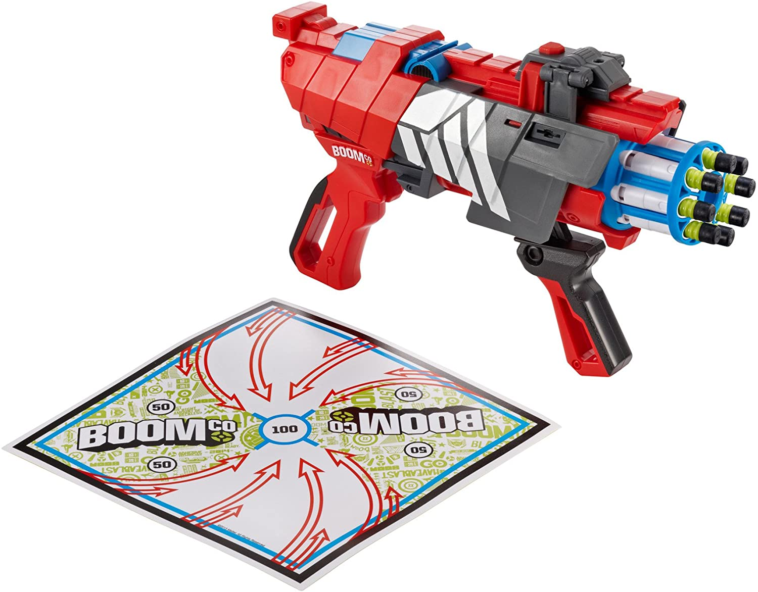 BOOMco. Twisted Spinner Blaster