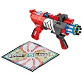 Boomco - Bgy62 - Jeu De Tir - Pistolet À Fléchettes - Boomco Twisted Spinner Blaster