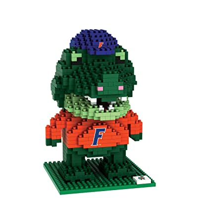 Florida Gators NCAA BRXLZ 3D Building Blocks Set Mascot: Sports & Outdoors