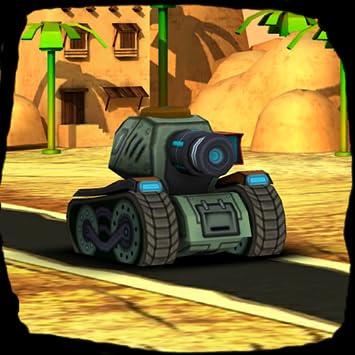 Amazon com: Micro Tanks Online - Multiplayer Arena Battle