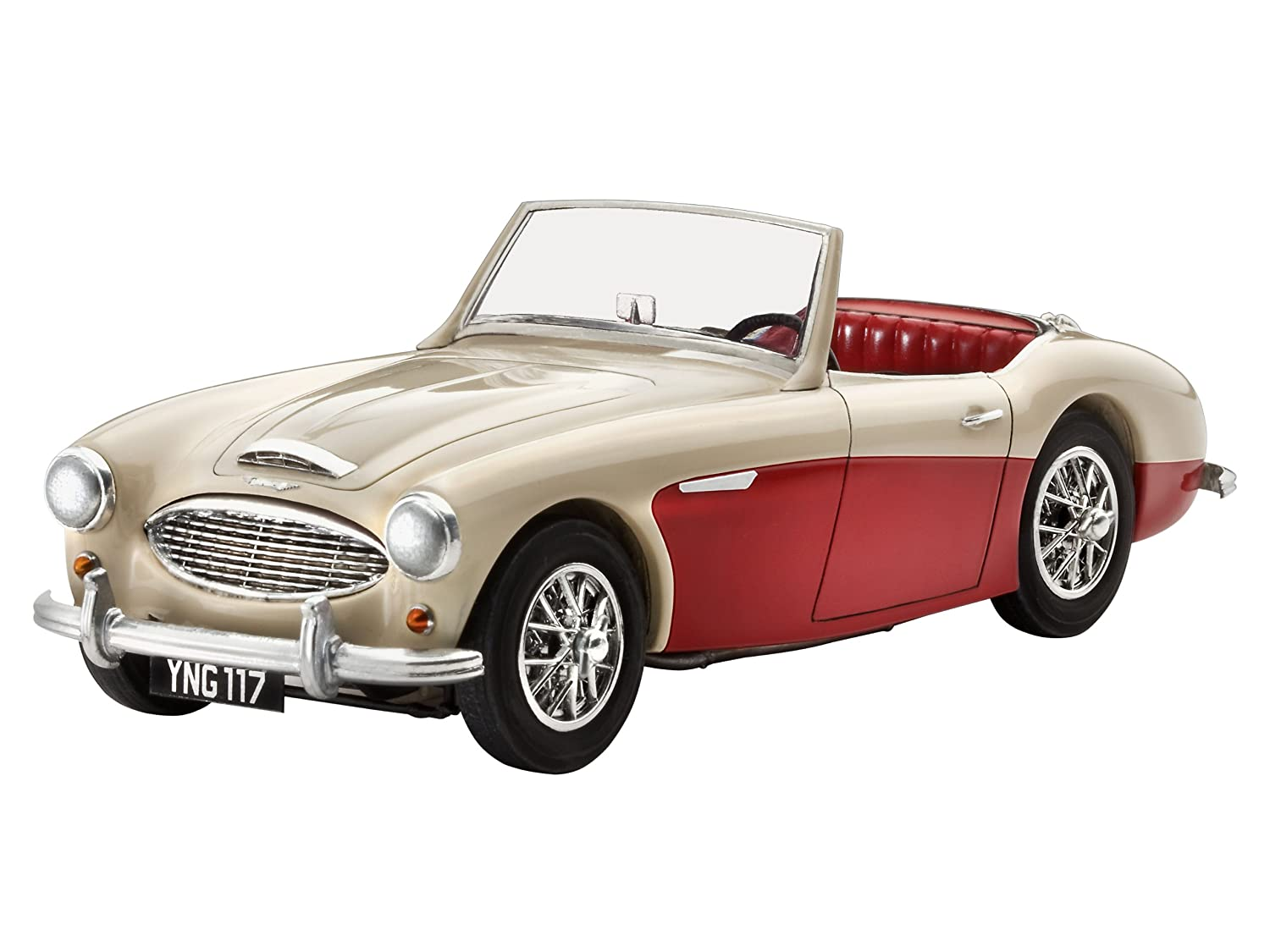 Revell Of Germany Austin Healy 100 Six Toys Games