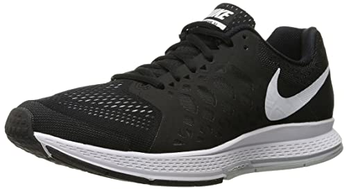 the latest 1fa35 74bd9 Nike Air Zoom Pegasus 31, Scarpe da Corsa Uomo, Black White, 38