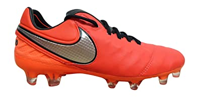 598bc0c11 nike tiempo legend VI FG mens football boots 819177 soccer cleats (US 4